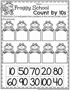 skip counting by 10 s worksheet for kindergarten 12022 counting to 100 activities planning playtime