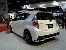 Toyota Prius C Concepts Tokyo Motor Show Photo Gallery