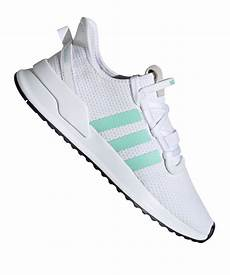adidas originals u path sneaker damen weiss lifestyle