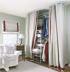 Lovely Vorhang Kleiderschrank Ideen F 252 R Offenen Im