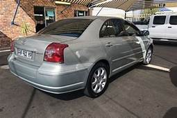 Toyota Avensis For Sale Cars In Gauteng  R 79