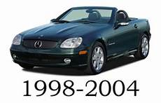 car repair manuals download 2005 mercedes benz slk class regenerative braking mercedes slk 1998 2004 service repair manual mercedes benz workshop service repair manual
