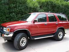 how petrol cars work 1993 toyota 4runner interior lighting find used 1993 toyota 4runner sr5 v6 4wd manual 5 speed