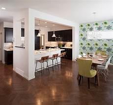 tendance salle a manger tendance 2015 la cuisine au centre du foyer
