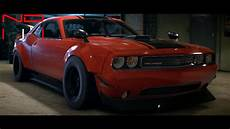 dodge challenger srt8 2014 modified nfs2015 sound youtube