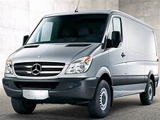 Used 2014 Mercedes Benz Sprinter 2500 Cargo Standard Roof