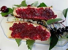 Schwarze Johannisbeere Rezepte - kirschmarmelade mit schwarzen johannisbeeren rezept mit