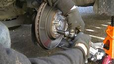 Front Brake Pads And Brake Disc Replacement