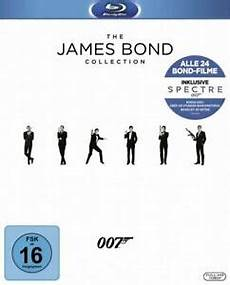 The Bond Collection 2016 Alle 24 Bond Filme 24