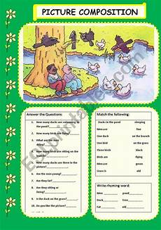 composition worksheets with pictures 22722 picture composition esl worksheet by jhansi