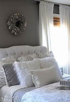 Grey And White Home Decor Ideas by These Fluffy White Pillows From Homegoods Added Such A