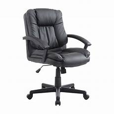 ergonomic home office furniture homcom office chair executive chairs ergonomic offices