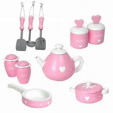 Pink Kitchen Canisters Uk by 18 Inch Doll Kitchen Accessories For American
