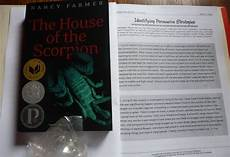 house of the scorpion lesson plans moving beyond the page units for middle school curriculum