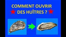 comment ouvrir les huitres news collections