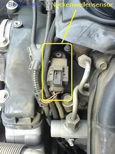 bmw nockenwellensensor defekt