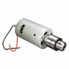Dc 12v 24v 555 Motor For Diy Electric Drill With Jt0