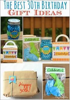 Geschenk 30 Geburtstag - 30 creative 30th birthday gift ideas for him that he will
