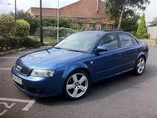 Audi A4 For Sale by Used Audi A4 2005 Blue Edition Petrol 1 8t 190 S Line
