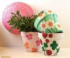 vasi in plastica colorati diamo nuova vita ai vecchi vasi di terracotta dress