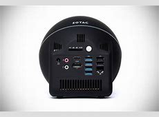 ZOTAC ZBOX Sphere OI520 Series Is A Cute Spherical Mini PC