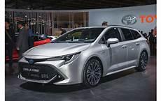 Toyota Corolla Touring Sports 2019 Bilder Daten