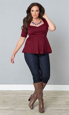 Plus Size - 10 amazing plus size fashion tips for fall