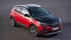Opel Grandland X In Hybrid4 Unveiled With 300 Hp And Awd