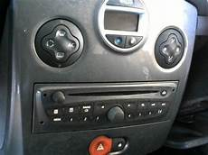 Autoradio D Origine Renault Clio Iii Estate Phase 2 Diesel