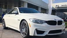 2017 Bmw M4 Coupe Review Start Up Exhaust M