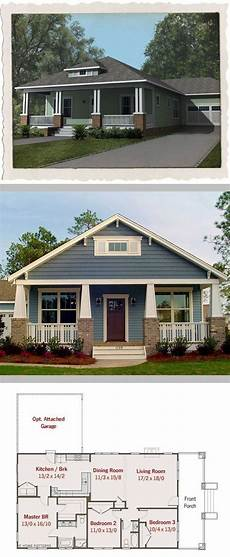 bungalow house plans with attached garage jefferson with attached garage craftsman bungalow style
