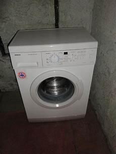 Schmale Waschmaschine Siemens Siwamat Xs 1045 In M 252 Nchen