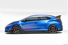 Honda Civic Type R Concept Ii Unveiled With 280 Ps
