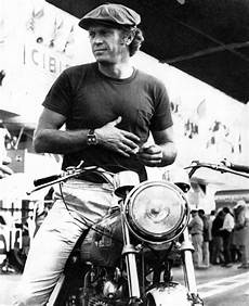 steve mc for steve mcqueen racing motorcycles was no act neatorama