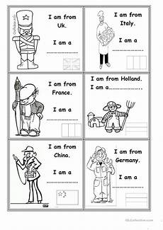 free worksheets on adjectives 18672 occupations and countries worksheet free esl printable worksheets made by teachers
