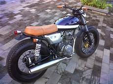 Thunder Modif Japstyle by Modifikasi Suzuki Thunder Japstyle Thecitycyclist