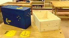 Holzkiste Bauen Eine Einfach Kiste Aus Holz Selbst