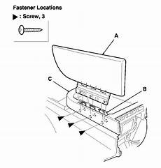 airbag deployment 1994 subaru alcyone svx parking system 2011 acura mdx replace center console armrest lid latch service manual 2011 acura mdx