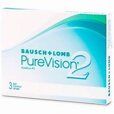 bausch lomb contact lenses purevision 2 hd 3 lenses