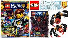 Nexo Knights Malvorlagen Vk журнал лего нексо рыцари 4 июнь 2016 Magazine Lego Nexo
