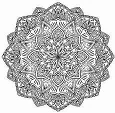 Kostenlose Ausmalbilder Zum Ausdrucken Mandalas 1001 Coole Mandalas Zum Ausdrucken Und Ausmalen
