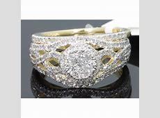 Wholesale Diamonds   10K YELLOW GOLD 1.24 CARAT WOMENS