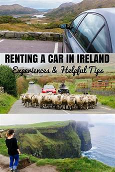 renting a car in ireland experiences and helpful tips