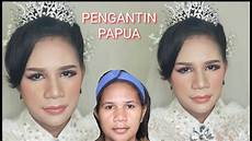 Tutorial Makeup Pengantin Untuk Orang Papua