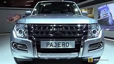 2017 Mitsubishi Pajero Instyle 3 2 Diesel Exterior