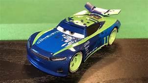 Mattel Disney Cars 3 2018 Chris Roamin 11 Combustr Next
