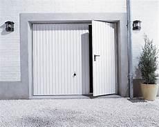 Porte De Garage Electrique Blanche Leroy Merlin