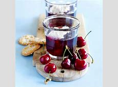 cold cherry raspberry soup_image