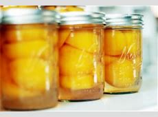 desserts with canned peaches