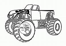 Rennautos Ausmalbilder Zum Ausdrucken Truck With An Open Top Coloring Page For